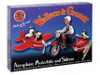 Airfix 50100 Wallace & Gromit /Aeroplane & Motorbike And Sidecar AN1100 - 1:24 Scale Figures