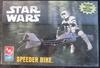 AMT/ERTL 38304 Star Wars Speeder Bike Model Kit
