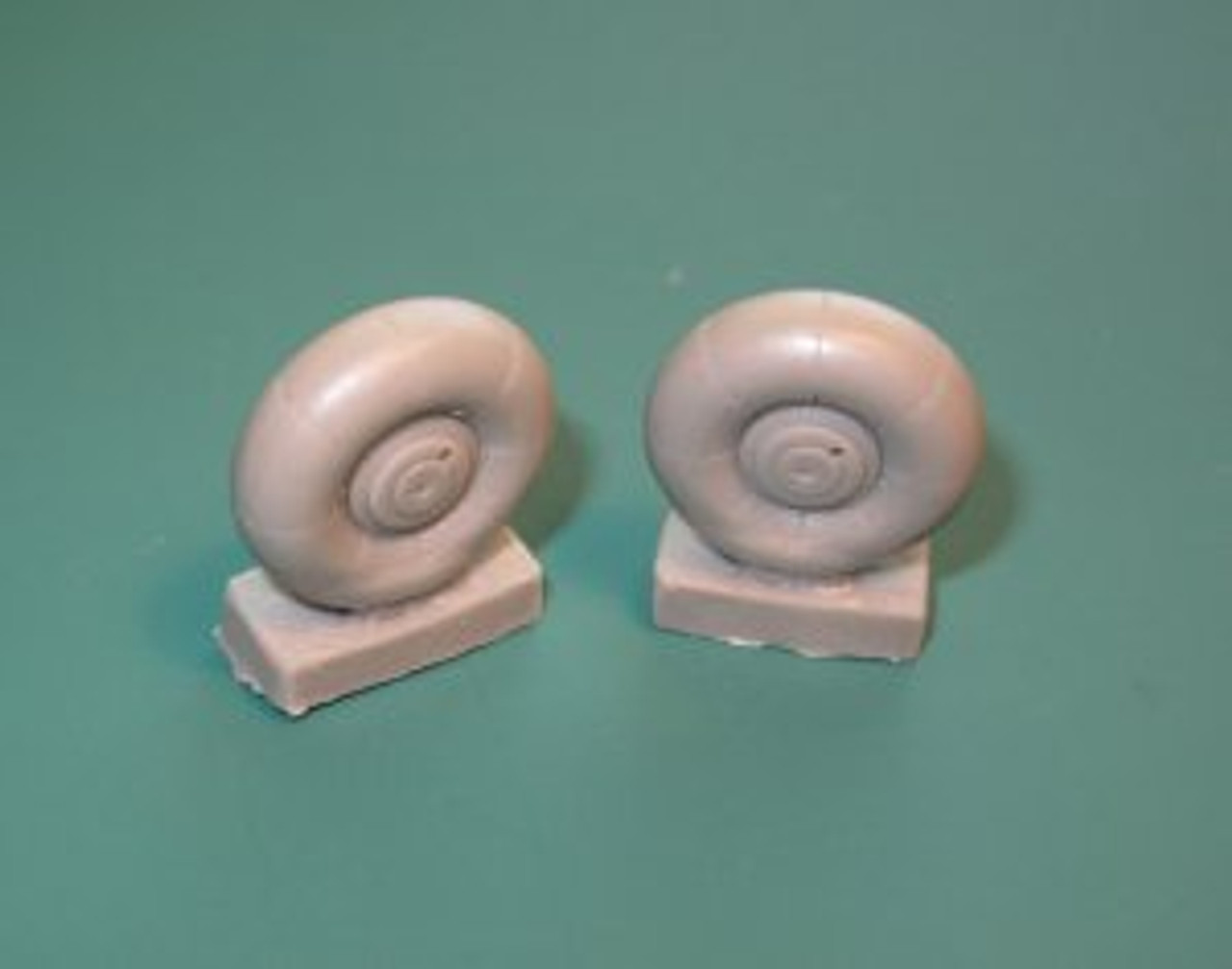 Red Roo Models Beaufighter Main Wheels Accessories 1:48