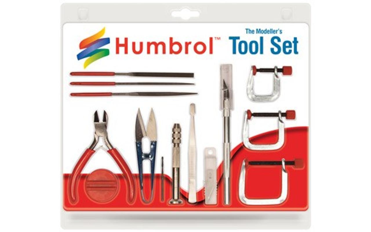 Humbrol Modellers Medium Tool Set (HAG9159)