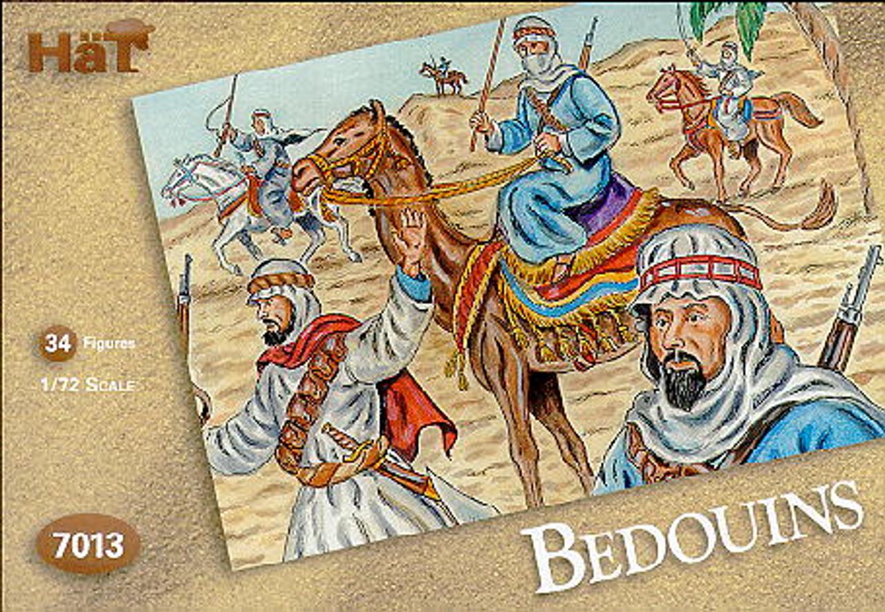 HaT 7013 Bedouins Figures 1:72 Scale (HAT07013)