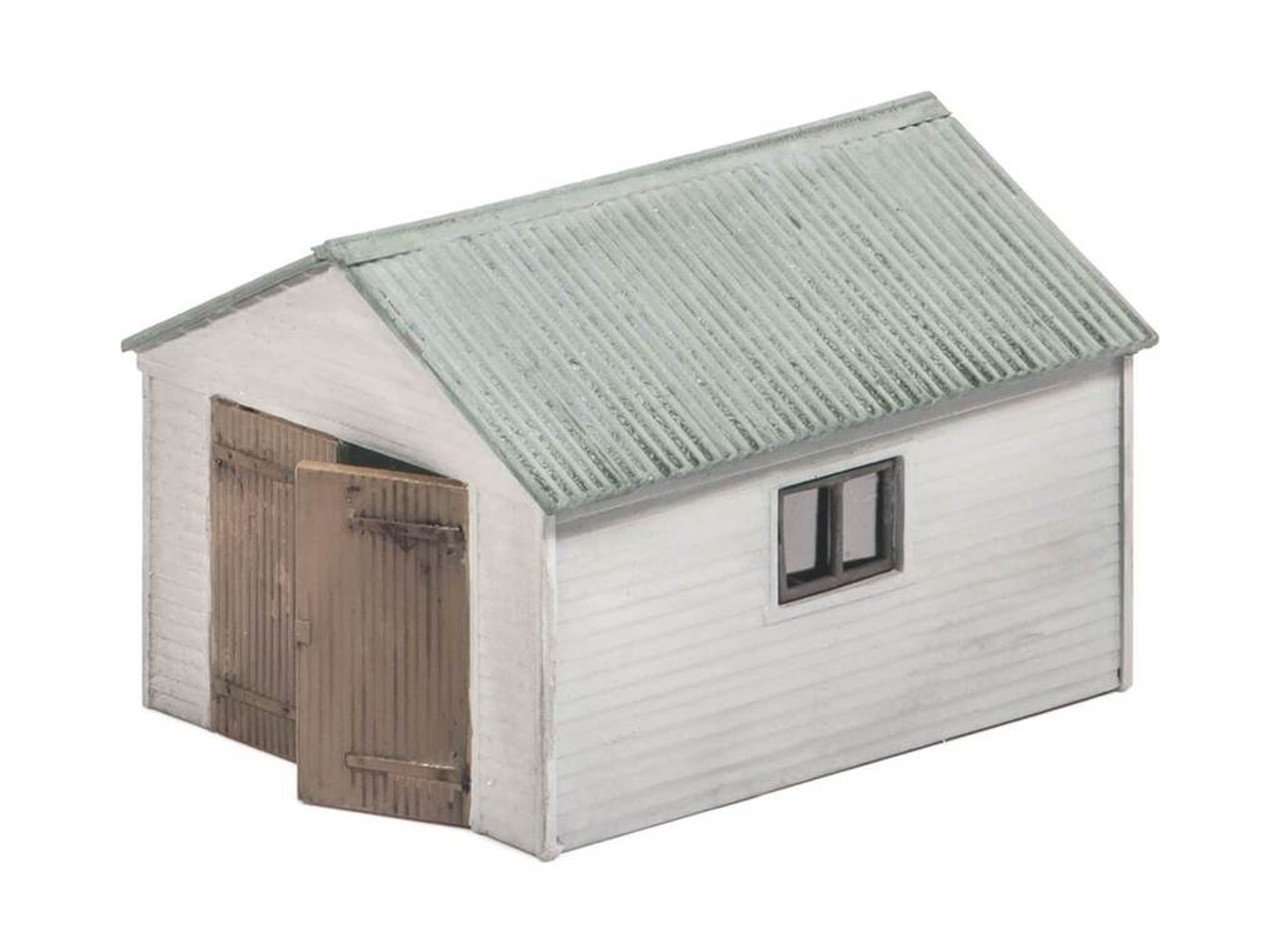 Wills Kits Scenic Series SS13 Domestic Garage OO/HO Lineside Accessories
