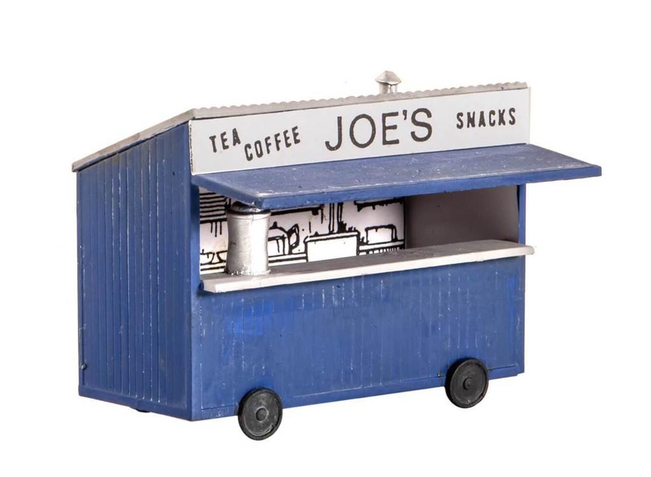 Wills Kits Scenic Series SS14 Tea Kiosk OO/HO Lineside Accessories
