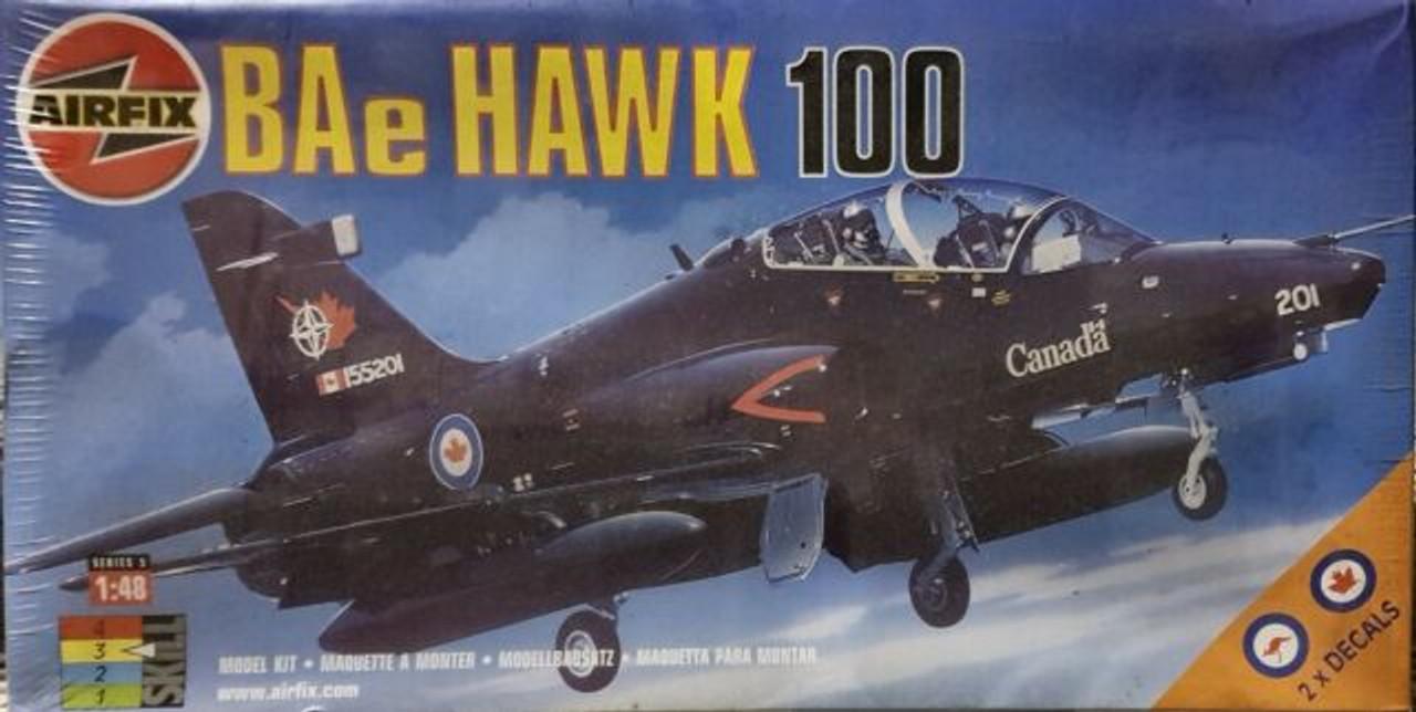 Airfix A05112 Bae Hawk 100 1:48 Scale Model Kit