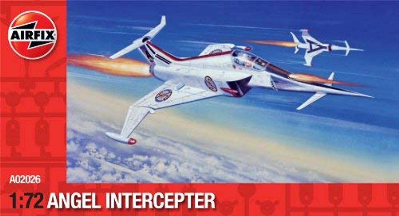 Airfix A02026 Angel Interceptor 1:72 Scale Model Kit