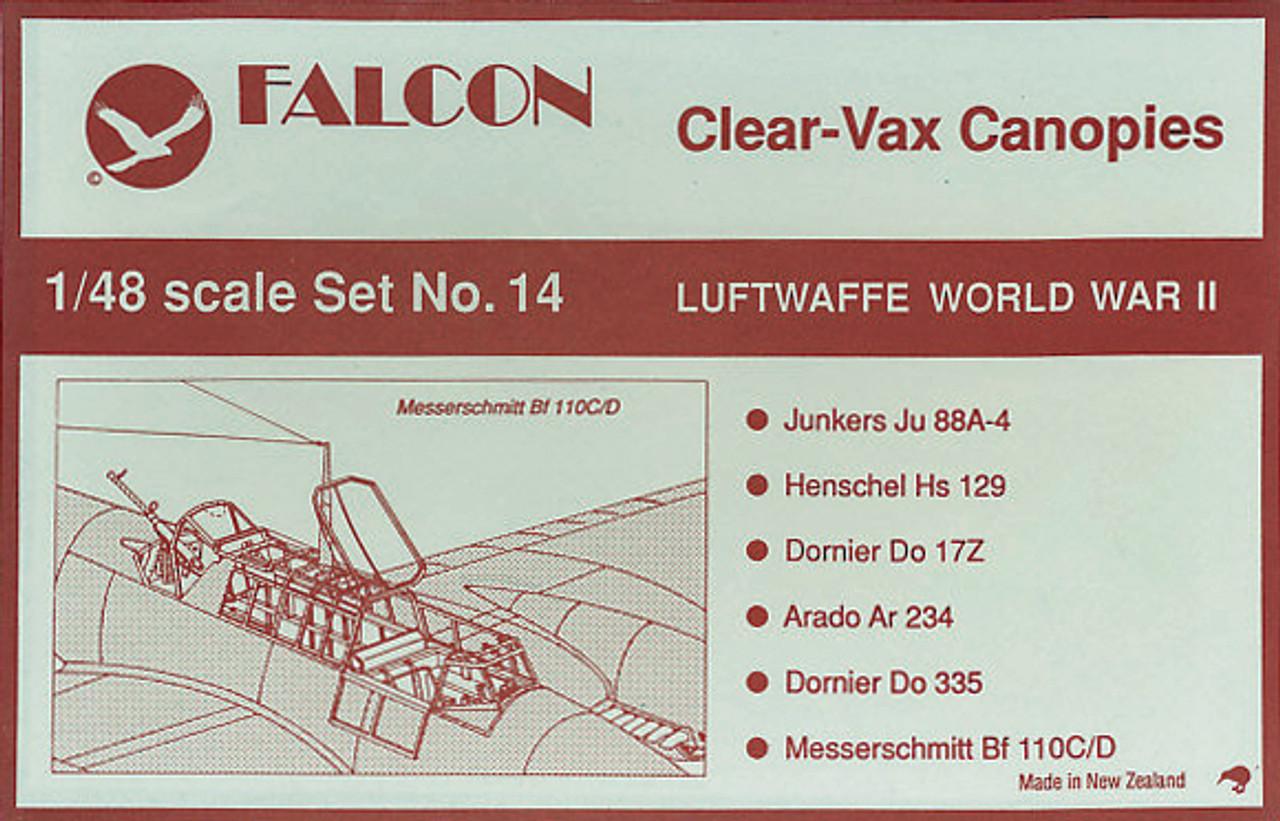 Falcon Clearvax Set 14