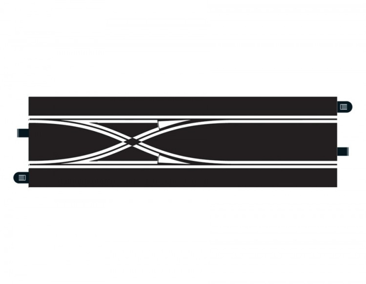 Scalextric C7036 Straight Lane Change Track Slot Car Digital Accessories