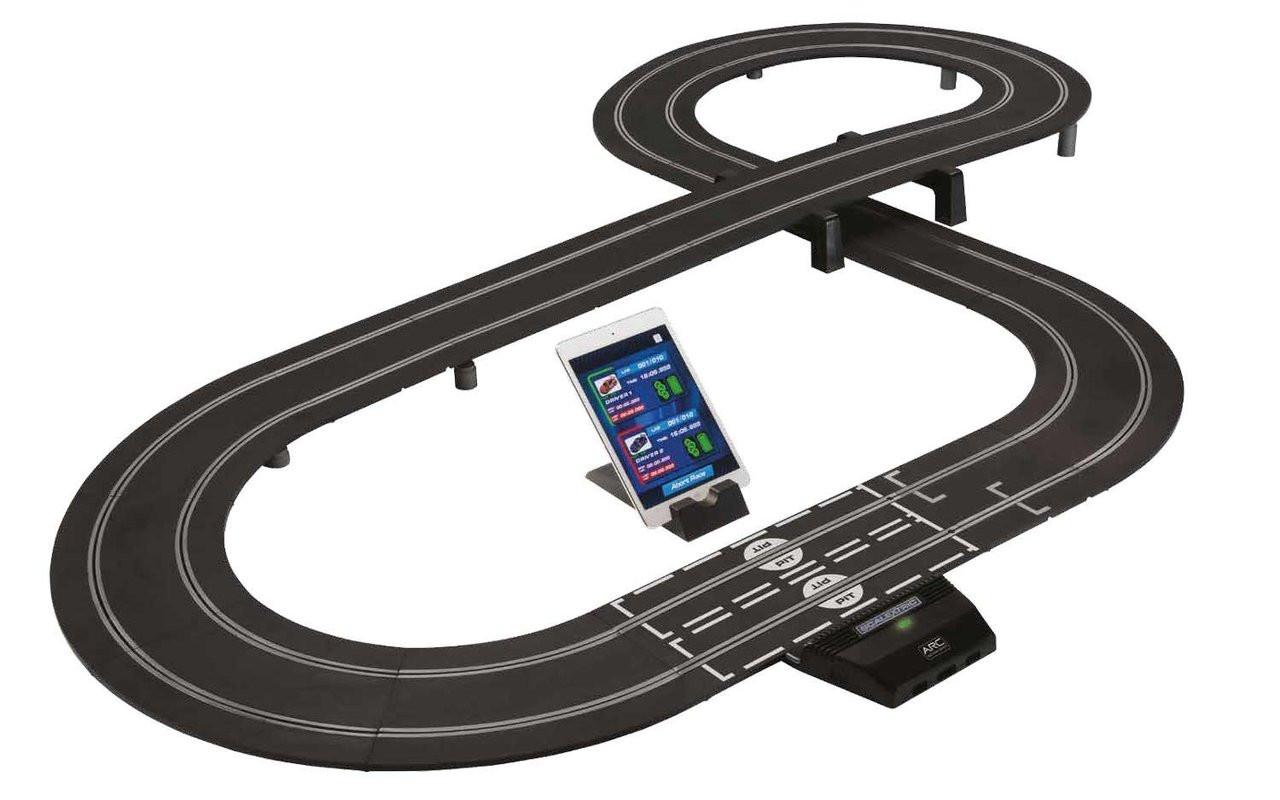 Scalextric C1360 International Super GT 1:32 ARCONE Digital Slot Car Race Ready Set