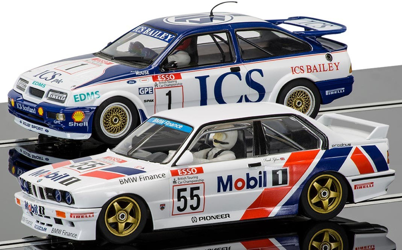 Scalextric C3693A Touring Car Legends Special Edition