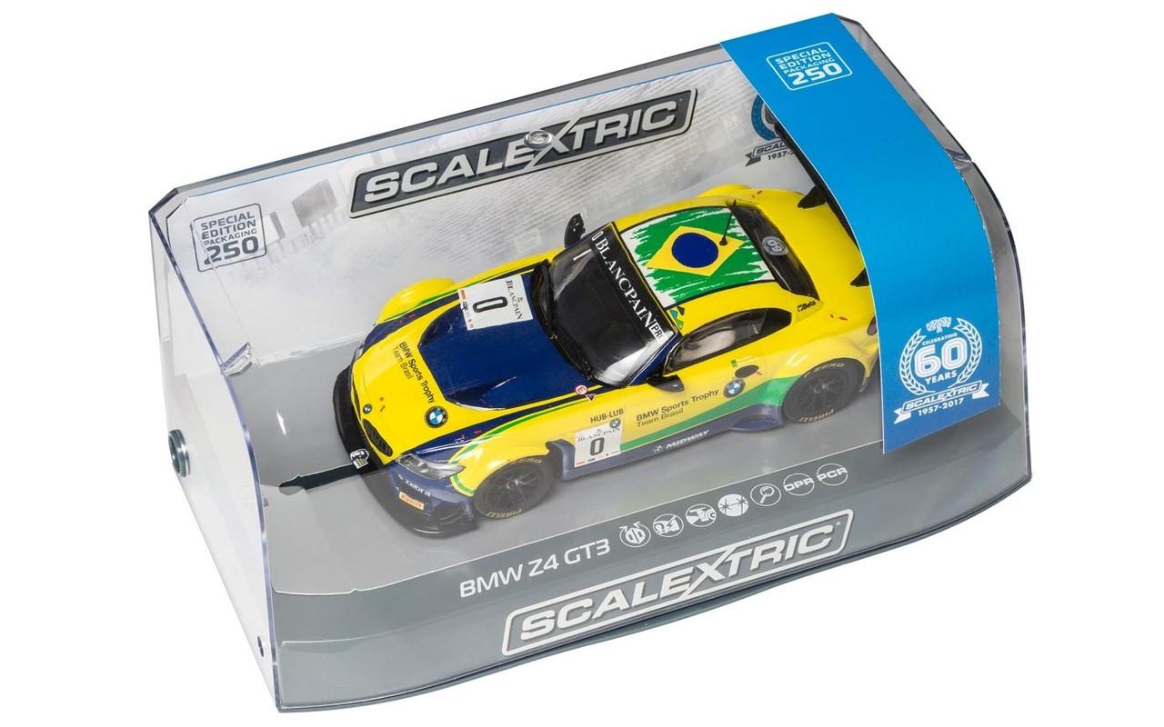 Scalextric C3721A Special Edition BMW Z4 GT3