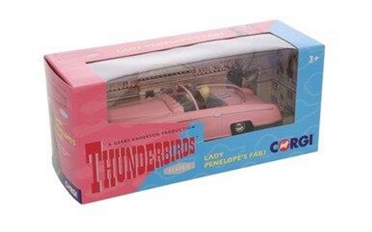 Corgi CC00604 Thunderbirds FAB 1 (1/12 Scale)