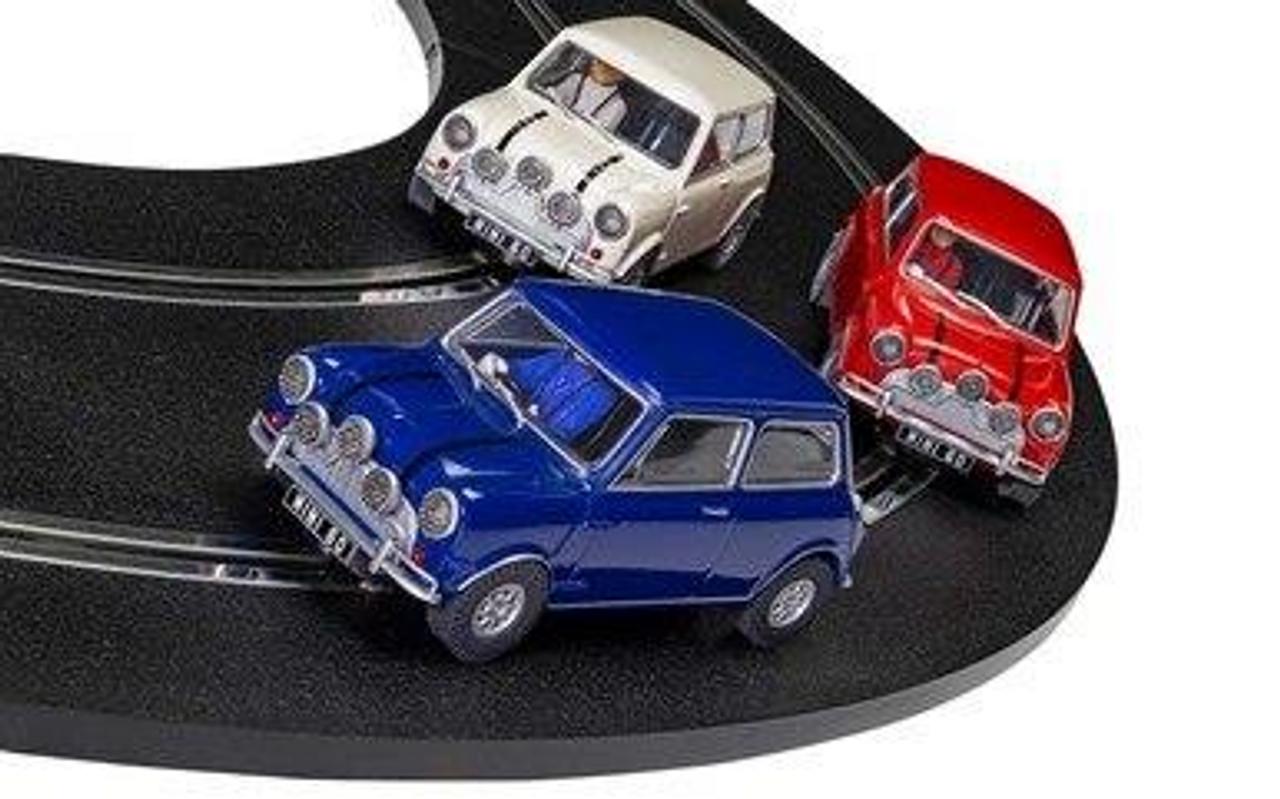 Scalextric C4030A Mini Diamond Edition - Commemorative Triple Pack Slot car 1:32