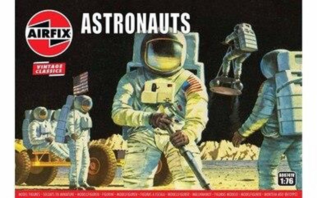 Airfix A00741V Astronauts 1:76 Figures