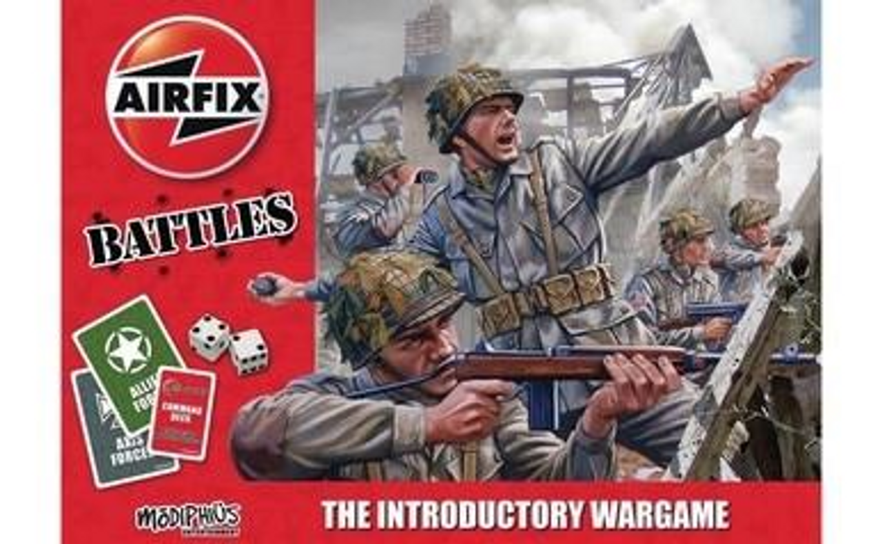 Airfix MUH50360 Airfix Battles – The Introductory Wargame