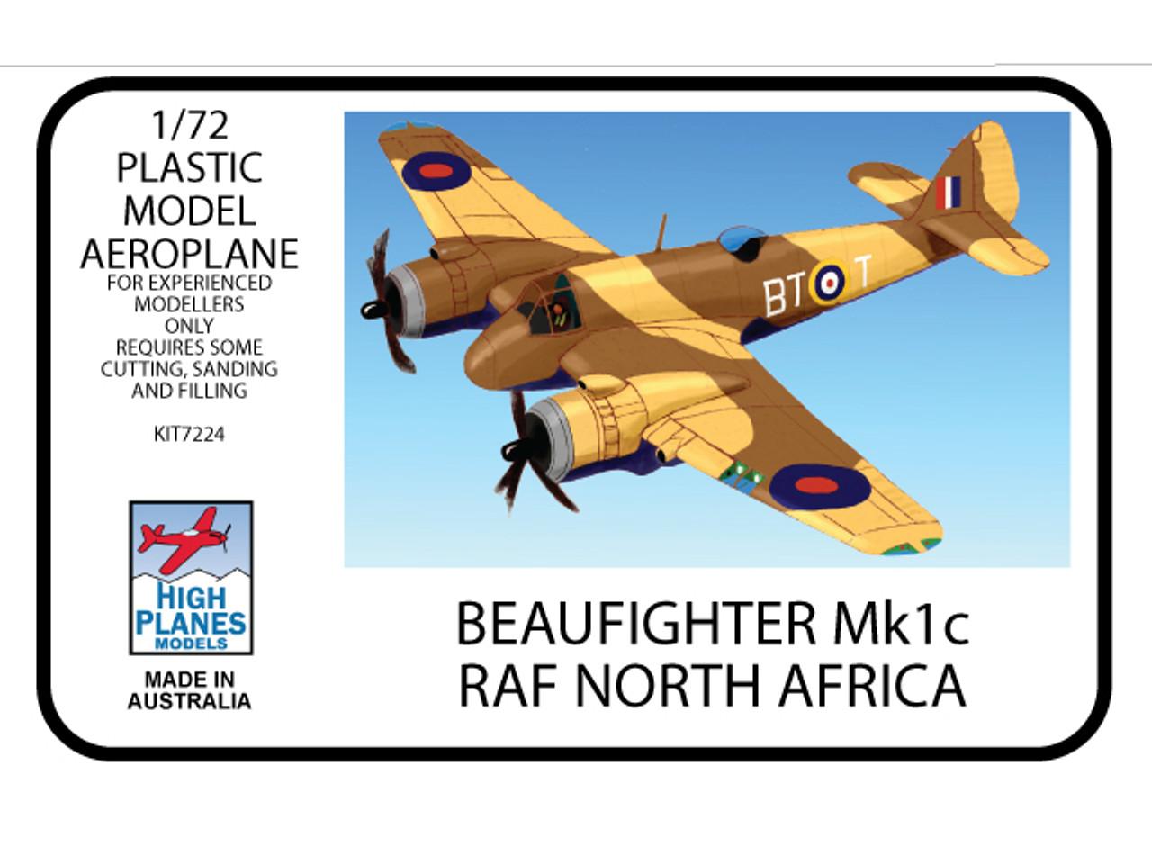 Bristol Beaufighter IC