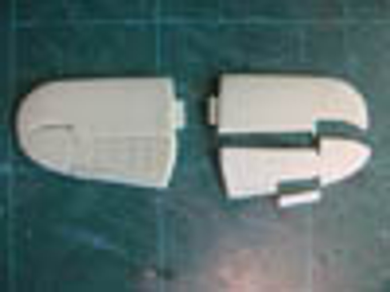 Red Roo Models Beaufighter Flat Tailplanes Accessories 1:48