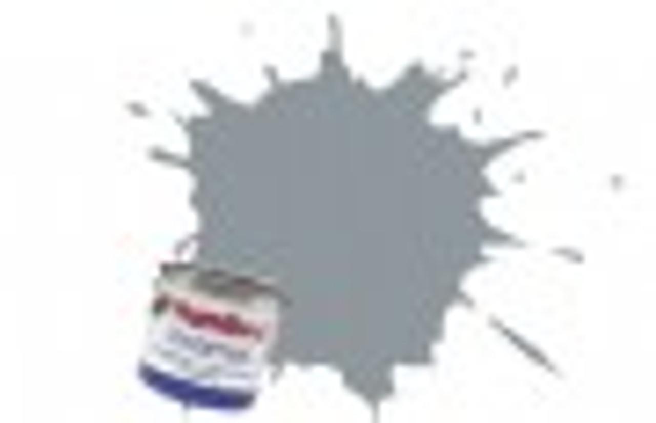 Humbrol Acrylic Paint 64 Matt Light Grey 12 ml Jar