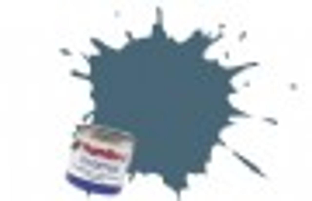 Humbrol Acrylic Paint 77 Matt Navy Blue 12 ml Jar