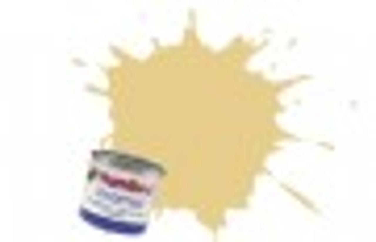 Humbrol Acrylic Paint 103 Matt Cream 12 ml Jar