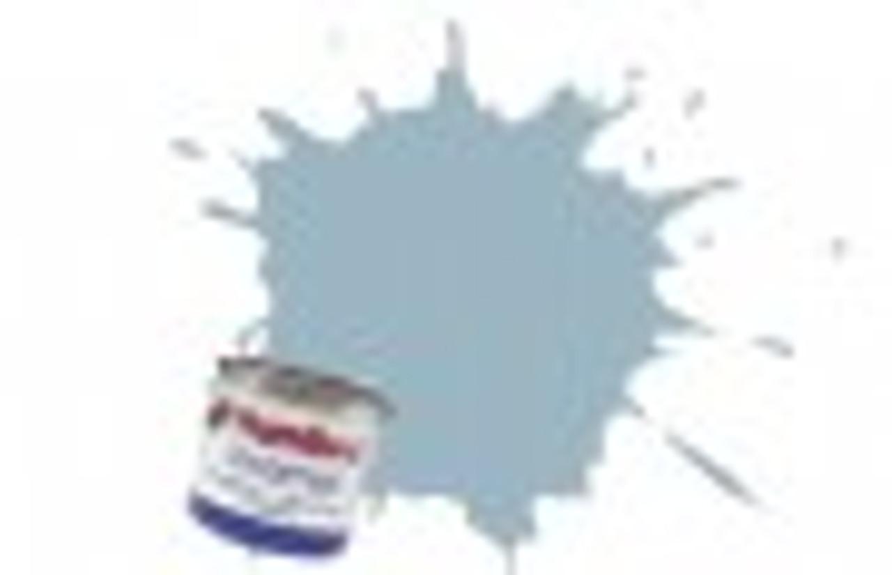 Humbrol AB0127 Acrylic Paint 127 Satin US Ghost Grey 14ml Bottle