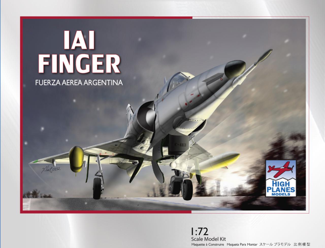 High Planes IAI Finger