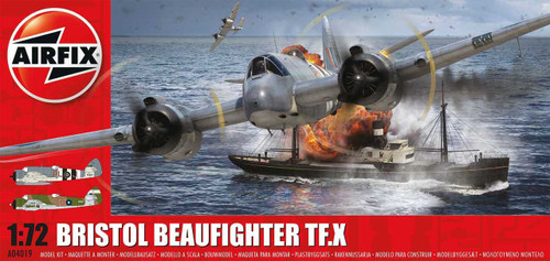 A04019 Airfix Bristol Beaufighter TF.X 1/72