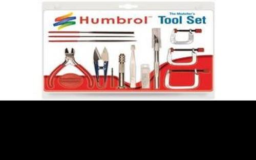 Humbrol Modellers Medium Tool Set