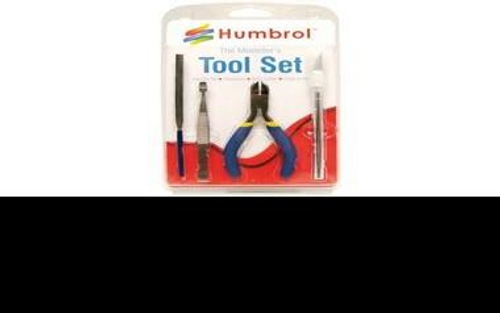 Humbrol Modellers Small Tool Set