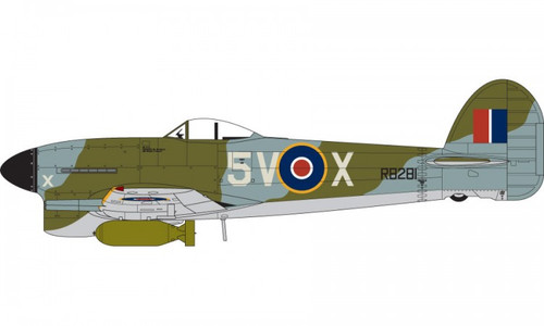 Airfix Hawker Typhoon 1b Kit 1:72 (A02041)