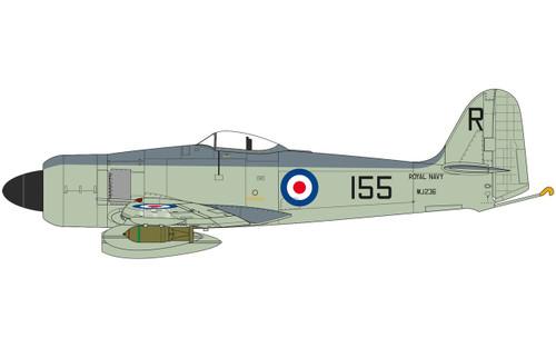 Airfix A06105 Hawker Sea Fury FB.II 1:48 Scale Model Kit
