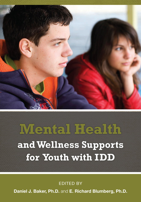 Mental Health and Wellness Supports for Youth with IDD