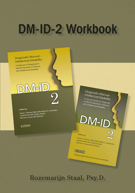 Diagnostic Manual-Intellectual Disability (DM-ID) 2: A Textbook of Diagnosis & Workbook (set)
