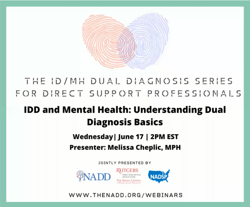 IDD and Mental Health: Understanding Dual Diagnosis Basics