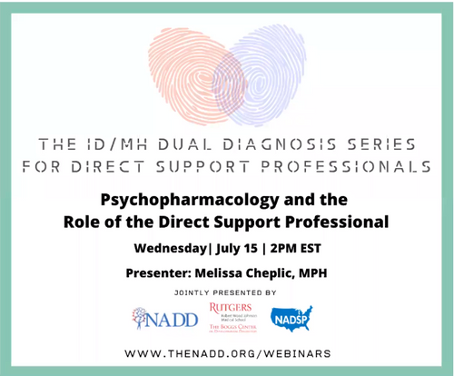 Psychopharmacology and the Role of the DSP