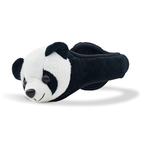 2021 Youth Panda Plush Earwarmers