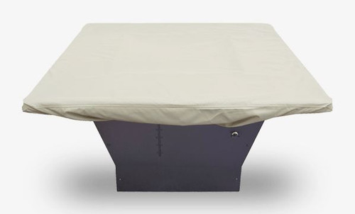 """42-48"""" Square Fire Pit Cover"""