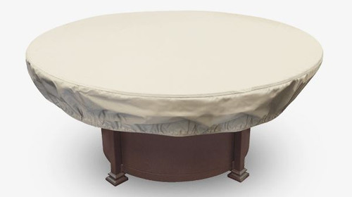 """48-54"""" Round Firepit Cover"""