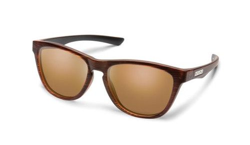 Topsail Sunglasses-Burnished Brown/Brown Polarized