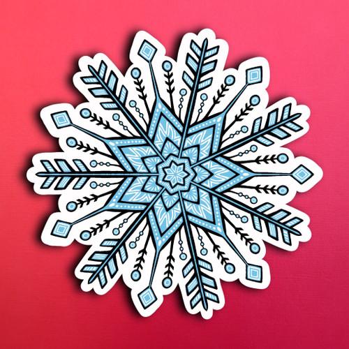 Snowflake Sicker : Packaged