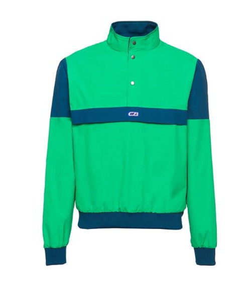 2022 Men's 3 Button Pullover