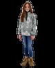 2020 Girls Boulder Fleece