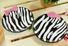 Zebra Buzz Pink Collection