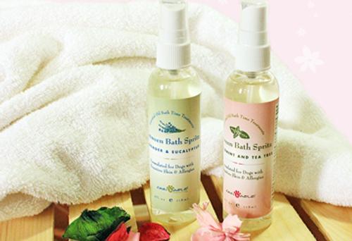 Between Baths Spritz w/ Essential Oil