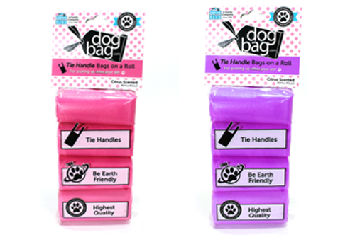 Luxury Doggy Business Purse- Waste Bag Refills