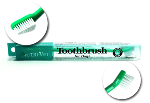 Double-Sided Toothbrush for Dogs
