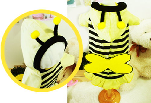 Honey Bee One Piece Dress