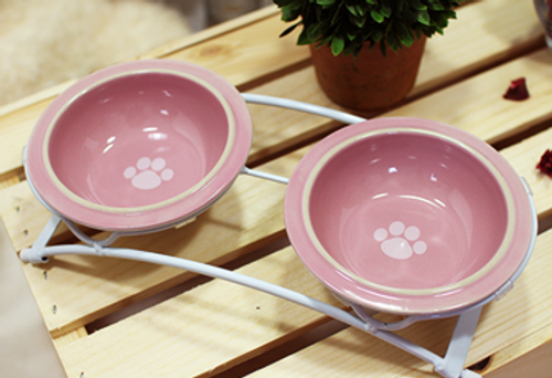 Toftee's Paw 3pc Dining Set