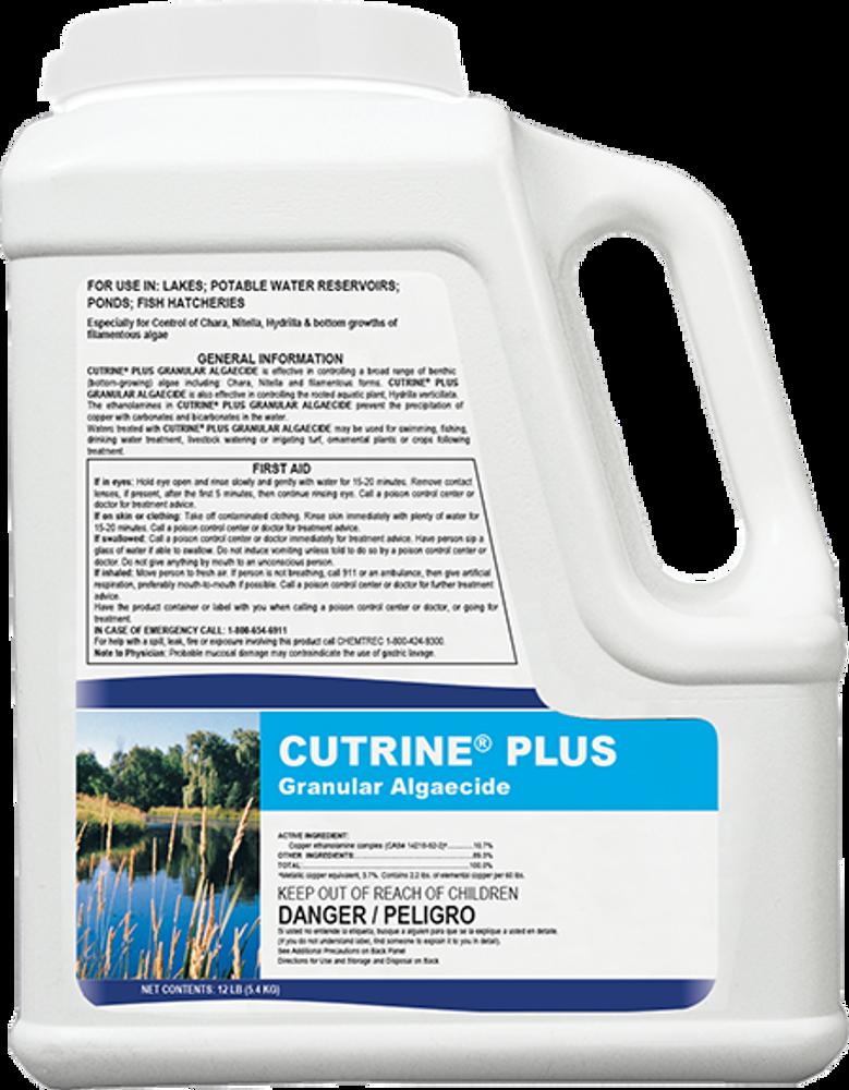 Cutrine-Plus Granular (12 lbs)