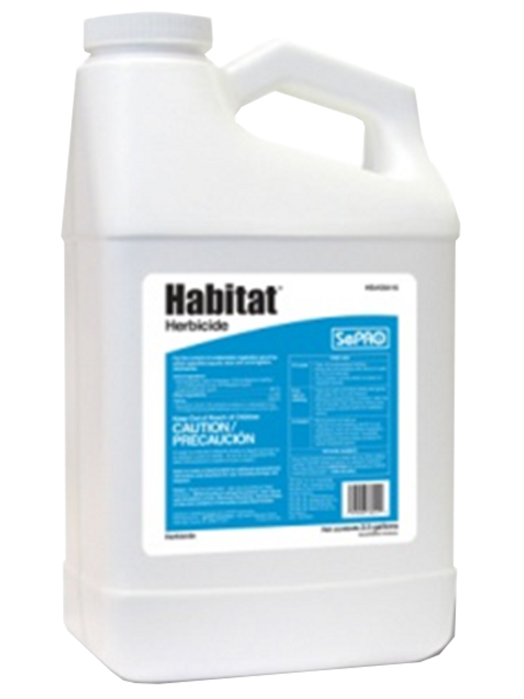 Habitat is a very effective tool for long-term control of emergent, shoreline and wetland woody invasive species in or near water.