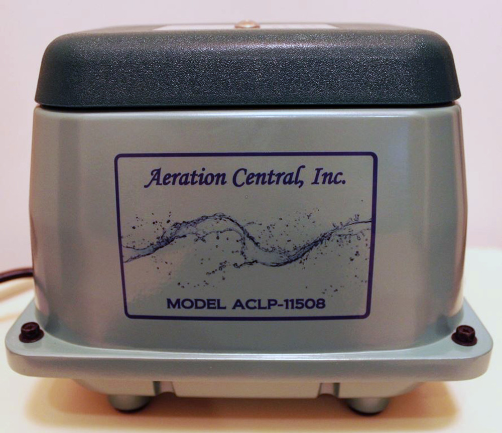 1e683de59 ACLP 115-80 Linear Pump - Shallow Pond Aeration - Small Pond Aerator -  Prevent ...